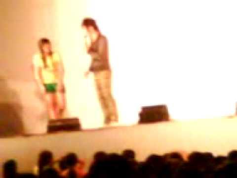 Lam Chan Khang (show) ca si hai huoc va vui tinh ( you the best)