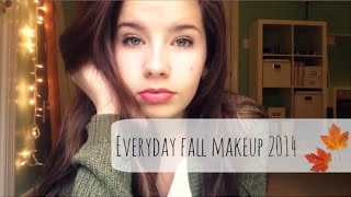 Everyday Fall Makeup Routine ♡ Thumbnail