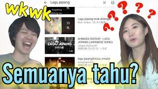"""Download Video Reaction """"Lagu Jepang"""" yang orang Indonesia buat!! インドネシア人が作った「日本の歌」が流行ってるらしい!? MP3 3GP MP4"""