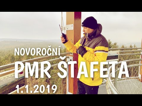 Video PMR novorční štafety 2019