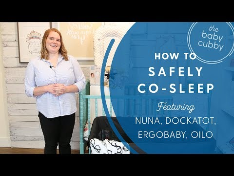 How To Safely Co-Sleep And The Best Products To Use