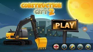 Construction City 2 | Gameplay | LEVEL 1 To 5 screenshot 1