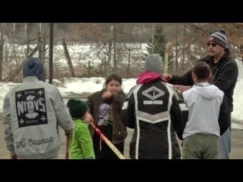 Indigenous Games Take Place at Bemidji Middle School