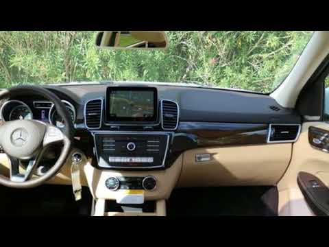 New 2018 Mercedes Benz GLS San Juan TX Pharr, TX #B053472