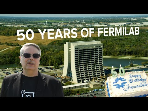 50 years of Fermilab