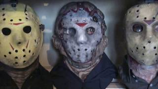 bust jason voorhees Friday the 13 masked with mask collection UpGrade