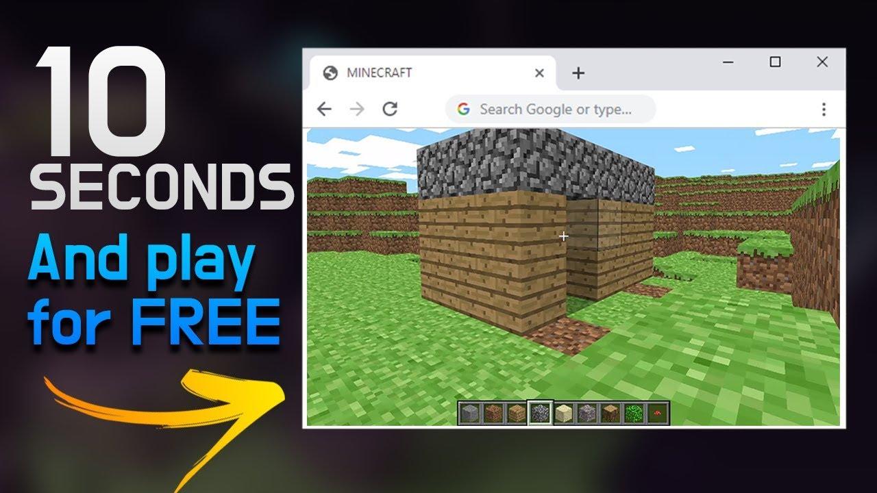 Minecraft Spielen Ohne Download