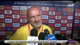 الماتش - لقاء مع لاعبي منتخب تونس