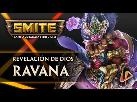Revelación de Ravana - Dioses de SMITE LATINO
