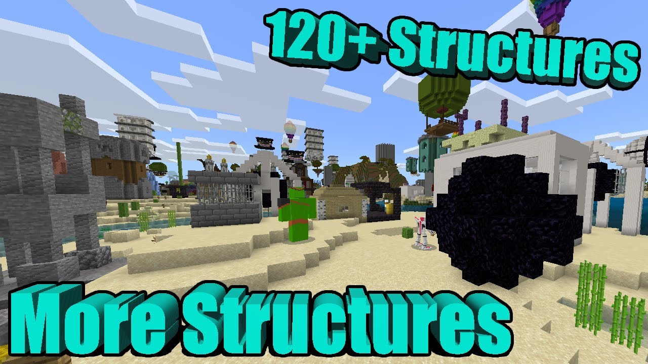 More Structures