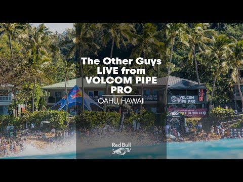 Replay from the beach - The Other Guys are back at Volcom Pipe Pro.