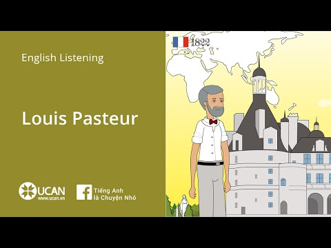 Learn English Listening | Pre-Intermediate - Lesson 1. Louis Pasteur