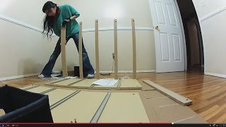 Gopro Studio Template: Building Ikea Malm Dressers Compilation [gopro Hero 2]