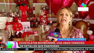 Multinoticias | Chocolates Bomboniere, una gran variedad de detalles que enamoran