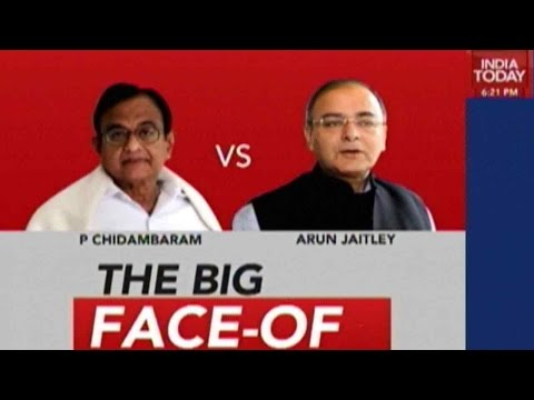 The Big Faceoff: P Chidambaram Vs Arun Jaitley