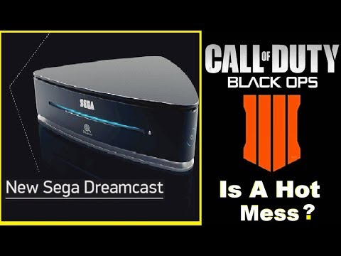 Dreamcast 2 Coming? Anthem Dev Claims Game Looks Like The E3 Trailer! COD Black Ops 4 Is a Hot Mess