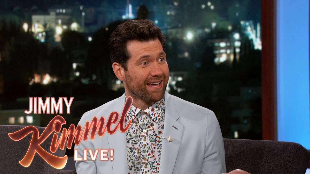 Billy Eichner on Being Banned From Tinder & The Lion King