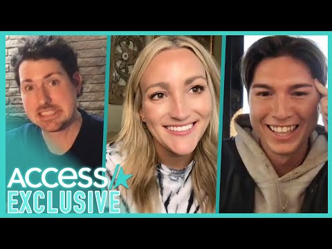 Jamie Lynn Spears & 'Zoey 101' Cast Share Storylines For Potential Reboot