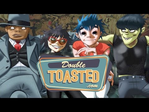 GORILLAZ – HUMANZ FULL ALBUM REVIEW – Double Toasted Review
