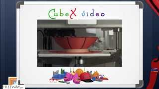 CubeX 3D Printer is now in Egypt