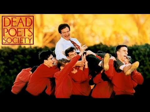Dead Poets Society Movie 1989 - Robin Williams, Robert Sean Leonard, Ethan Hawke