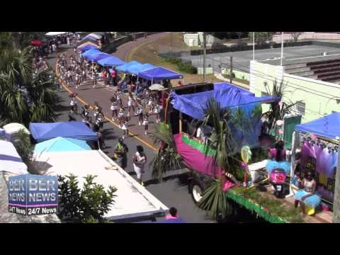 Xquisite Styles In The Bermuda Day Parade, May 26 2014