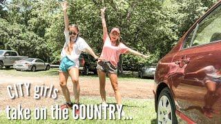 two teenage girls take on the South Carolina wilderness...| vlog