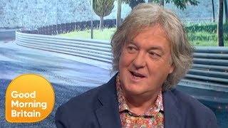James May Explains How He Cheated Death in a Plane Crash | Good Morning Britain