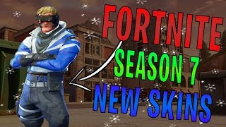 FORTNITE SEASON 7! - CHRISTMAS THEME - SEASON 7 BATTLE PASS GIVEAWAY!?