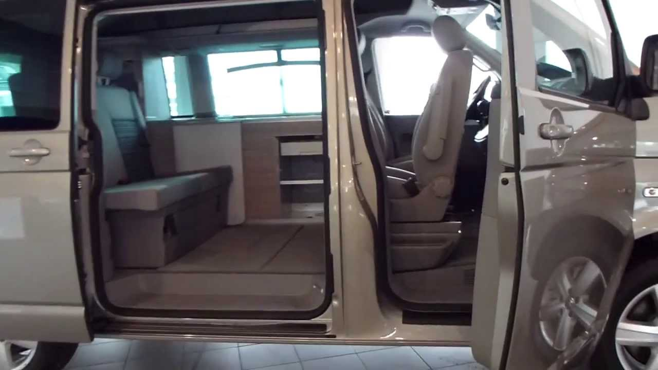 2013 vw t5 california comfortline exterior interior 2 0 tdi cr diesel see also playlist. Black Bedroom Furniture Sets. Home Design Ideas