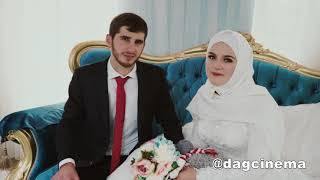 Свадебный клип жениха и невесты
