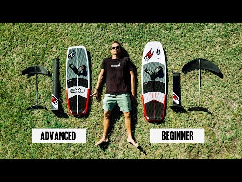 Hydrofoiling: The Best Beginner Kitefoiling Setup?
