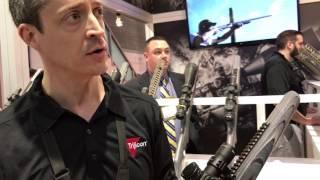 New Trijicon Thermals & Optics, Part 2, at SHOT Show 2017