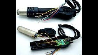 ২ মিনিটে ব্লোয়ার (হট এয়াার গান)সারান-- Sanjib Pandit-Telecom Inox-9831463802