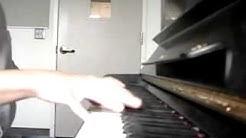 Sad Love Story piano