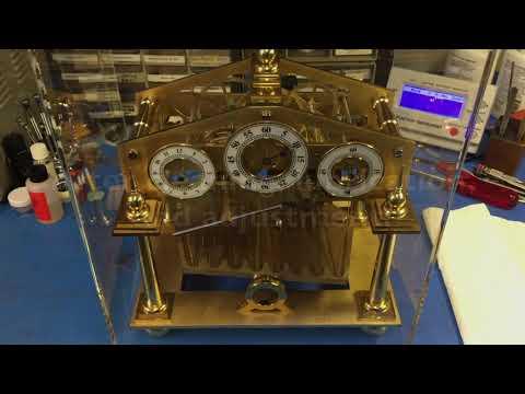 Congreve Clock Repair Part 2