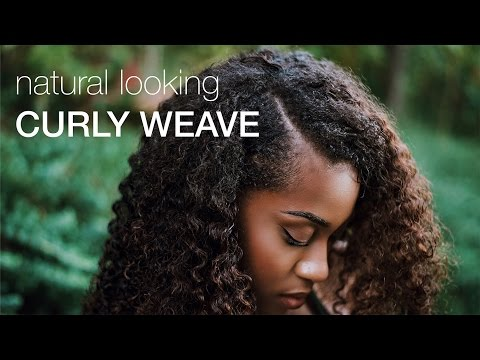Curly Weave Tracks