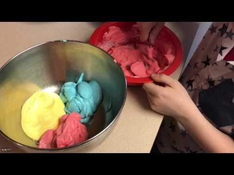 How to make Superman ice cream