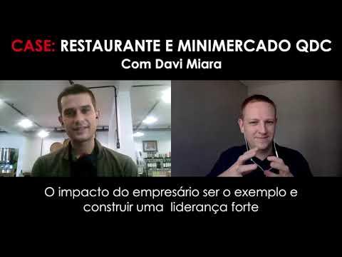 Davi – Minimercado e Restaurante QdC