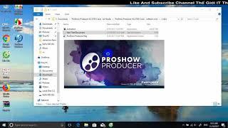 Video Setting ProShow Producer 9.0.3769 Crack download MP3, 3GP, MP4, WEBM, AVI, FLV September 2018