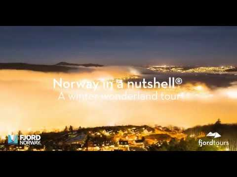 Thumbnail: Norway in a nutshell® Winter Tour