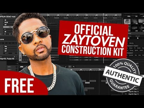 FREE Official Zaytoven Construction Kit (2 REAL & Official Zaytoven Beat Trackouts)