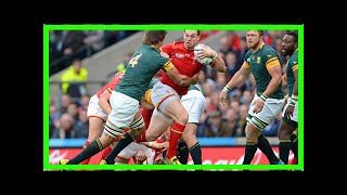 Breaking News | Rugby-South Africa squad to play Wales and England