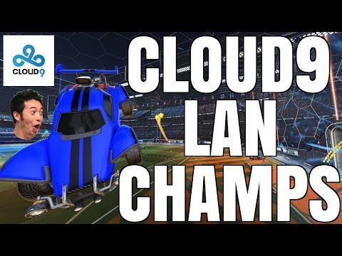 CLOUD9 LAN CHAMPIONS HIGHLIGHTS (NARLI)  |  PERFECT 0 SECOND DOUBLE TOUCH VS G2 ESPORTS