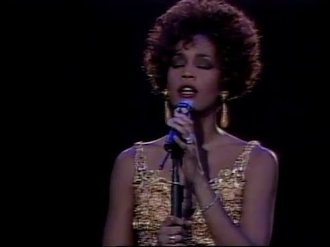 Whitney Houston - My Name is Not Susan/Miracle/Greatest Love of All (Live at Oakland 1991)