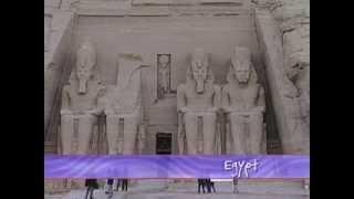 Египет. Храмы Абу Симбел(Абу-Симбел (или Абу-Симбиль) -- скала, в которой высечены два древнеегипетских храма, построенных Рамзесом..., 2013-11-03T18:54:48.000Z)