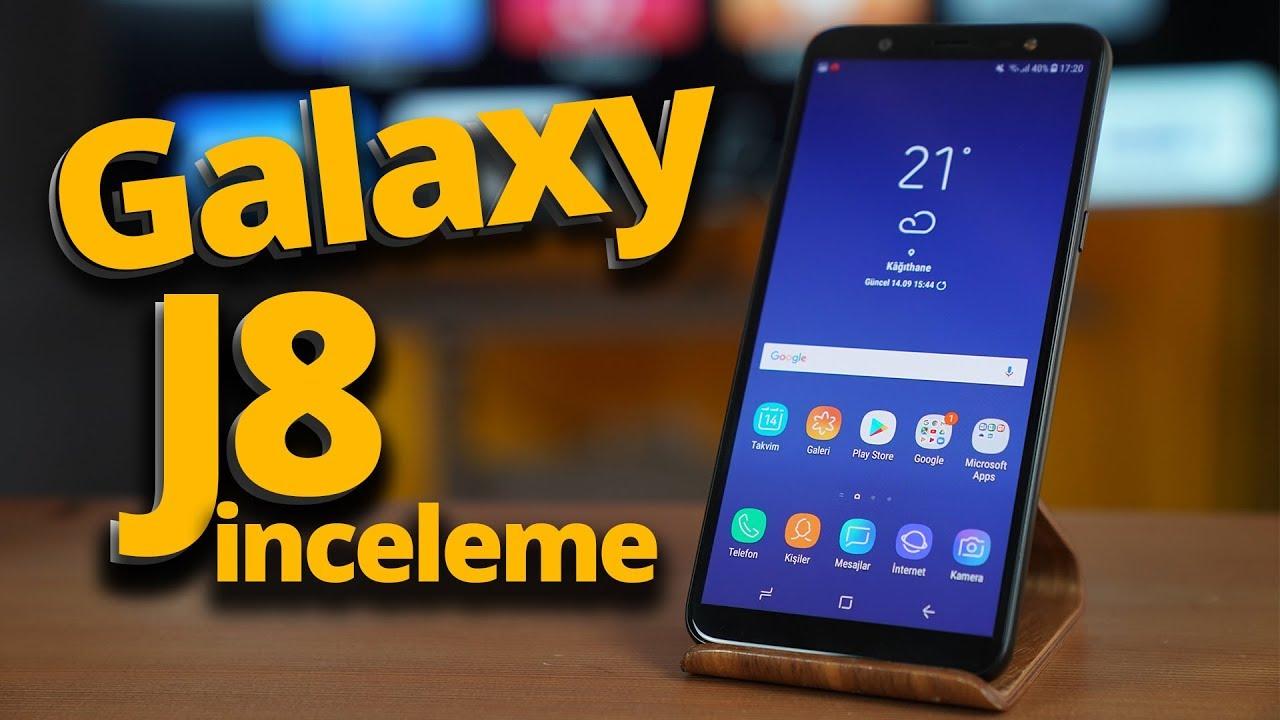 Samsung Galaxy J8 inceleme! - 2000 TL bütçeye iddialı bir model geldi!