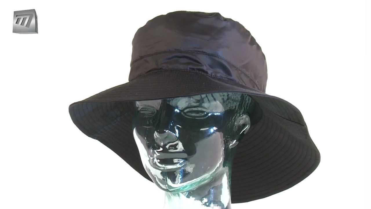 624e27348182c Masters Golf - Waterproof Bucket Hat CLU002B - YouTube