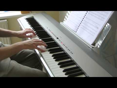 A Change In Me (Beauty and the Beast) - Piano Accompaniment