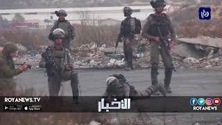 قوات الاحتلال تستهدف أطفال الفلسطينيين - (3-7-2018)